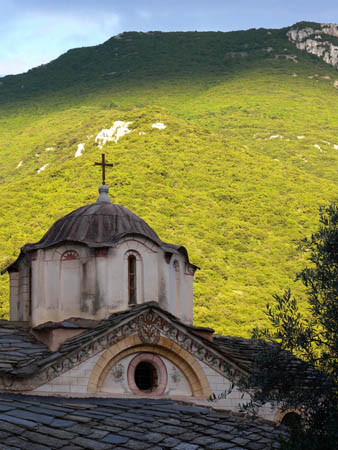 Timiou Prodromou Monastery, Churches & Monasteries, wondergreece.gr