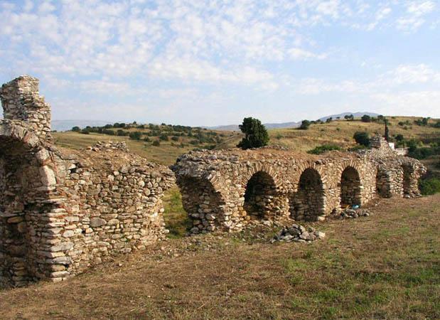 Byzantine castle Palea Zichni, Castles, wondergreece.gr