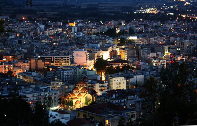 Serres, Main cities & villages, wondergreece.gr