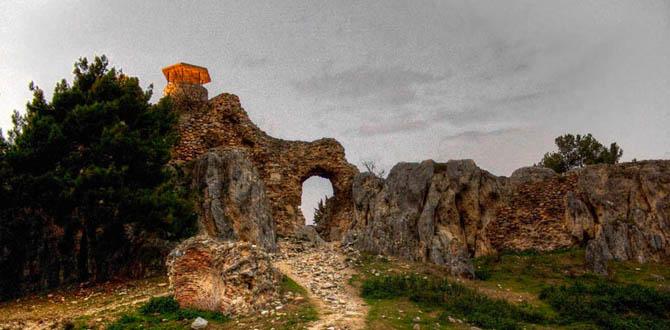 Byzantine castle of Sidirokastro (Issari), Castles, wondergreece.gr