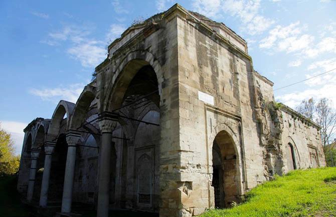 Ahmet Pasha Mosque - Mosque Agia Sophia (Mehmet Bei), Monuments & sights, wondergreece.gr