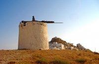 Windmills, Anafi, wondergreece.gr