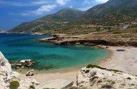 The beaches of Kalotaritisa , Donoussa, wondergreece.gr