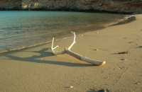 Psili Amos (Fine Sand), Schinoussa, wondergreece.gr