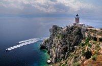 Lighthouse Melagkavi , Korinthia Prefecture, wondergreece.gr