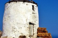 Windmills, Sikinos, wondergreece.gr