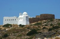 The Monastery of Zoodohou Pigis (Chrysopigi), Sikinos, wondergreece.gr