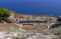 Ancient Thira, Santorini, wondergreece.gr
