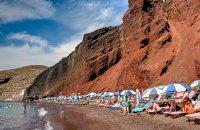 Κόκκινη παραλία, Σαντορίνη (Θήρα), wondergreece.gr