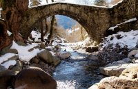 "Bridge of Pyrra, ""Kamara"", Trikala Prefecture, wondergreece.gr"