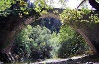 Gria or Chatzipetros Bridge, Trikala Prefecture, wondergreece.gr