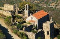 The monastery of Agios Ioannis Prodromos Moundon, Chios, wondergreece.gr