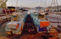 Boat-Yard-Shipbuilding yard, Syros, wondergreece.gr