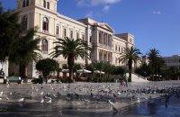 Miaoulis Square, Syros, wondergreece.gr