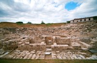1st & 2nd Ancient Theaters of Larisa, Larisa Prefecture, wondergreece.gr