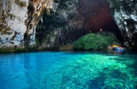 Λιμνοσπηλιά της Μελισσάνης, Κεφαλονιά, wondergreece.gr