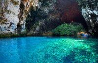 Cave Lake of Melissani, Kefalonia, wondergreece.gr