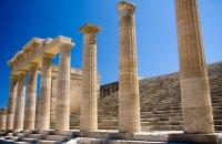 Acropolis of Lindos, Rhodes, wondergreece.gr