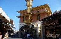 Το Τζαμί Μεχμέτ Αγά, Ρόδος, wondergreece.gr