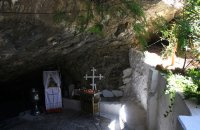 Monastery of Panagia Spiliani, Samos, wondergreece.gr