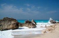 Καβαλικευτά - Μεγάλη Πέτρα - Αβάλι, Λευκάδα, wondergreece.gr