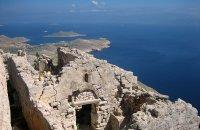 Ναός Απόλλωνα - Άγιος Ζαχαρίας, Χάλκη, wondergreece.gr