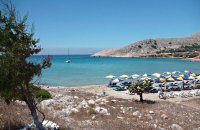 Cove Agia Thekla, Chalki, wondergreece.gr