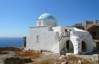 Agios Georgios of the Castle , Astypalea, wondergreece.gr