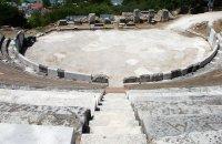 Ancient Theater, Thassos, wondergreece.gr