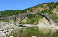 Stone bridge Papastathi, Ioannina Prefecture, wondergreece.gr
