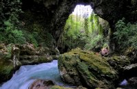 Theogefiro Natural Bridge, Ioannina Prefecture, wondergreece.gr