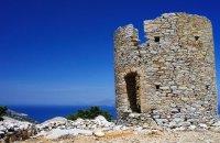 Windmills, Symi, wondergreece.gr
