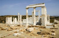 Temple of the Goddess Dimitra, Naxos, wondergreece.gr