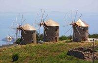 Windmills, Patmos, wondergreece.gr