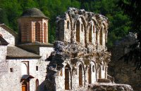 Μονή Αγίου Διονυσίου εν Ολύμπω, Ν. Πιερίας, wondergreece.gr