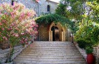 Ligovitsiou Monastery, Aetoloakarnania Prefecture, wondergreece.gr