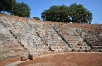 Oiniades Ancient Theatre, Aetoloakarnania Prefecture, wondergreece.gr