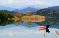 Kastraki Artificial lake, Aetoloakarnania Prefecture, wondergreece.gr