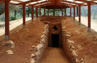 Mycenaean tholos tomb, Messinia Prefecture, wondergreece.gr