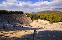 Archaelogical site of Epidavros, Argolida Prefecture, wondergreece.gr