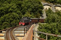 Moutzouris train, Magnesia Prefecture, wondergreece.gr