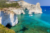 Kleftiko, Milos, wondergreece.gr