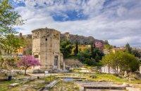 Ρωμαϊκή Αγορά και Ωρολόγιον του Κυρρίστου (Αέρηδες), Ν. Αττικής, wondergreece.gr