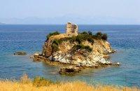 Nisiotissa Tower, Evia Prefecture, wondergreece.gr