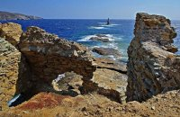 Lighthouse Tourlitis, Andros, wondergreece.gr