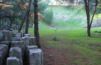 Ancient Theatre of Mytilene, Lesvos, wondergreece.gr