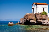 Panagia Gorgona (Mermaid), Lesvos, wondergreece.gr