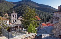 Timiou Prodromou Monastery, Serres Prefecture, wondergreece.gr
