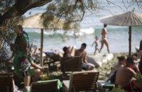 Πορτοκάλι Beach bar, Τήνος, wondergreece.gr