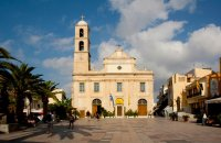 Cathedral - Panagia Trimartiri, Chania Prefecture, wondergreece.gr